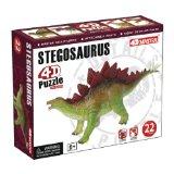 4Dパズル ステゴザウルス
