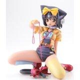 魔法少女猫X ペケ (ノンスケールPVC塗装済み完成品)